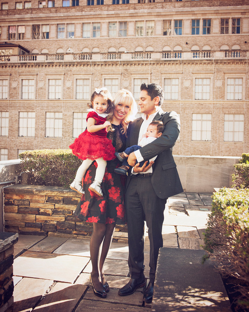 family portraits in new york city